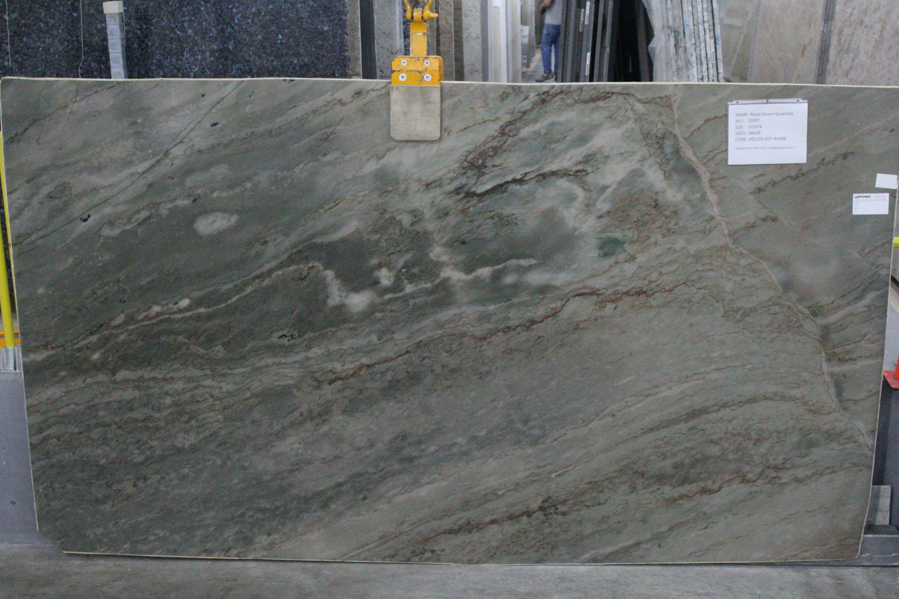 Royal Green Quartzite