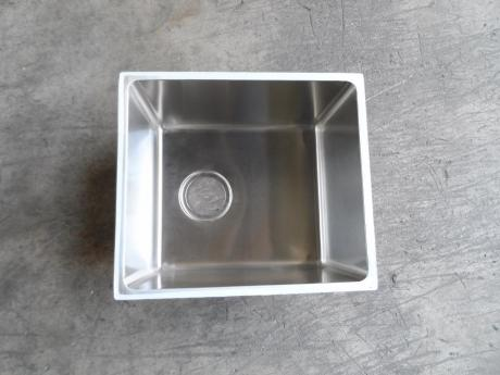 Bar Square Radius Sink